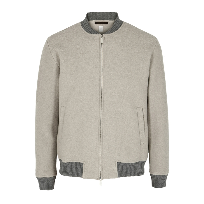 189c12730 Shop Eleventy Bomber Jackets for Men | ModeSens
