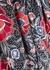 Yandra floral-print silk dress - Isabel Marant Étoile