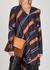 Faye medium leather shoulder bag - Chloé