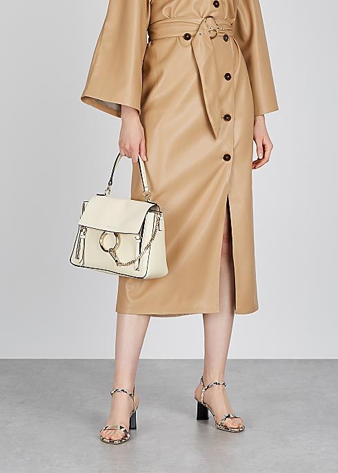 9045cf245d Chloé Faye Day small leather shoulder bag - Harvey Nichols