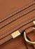 Marcie brown leather belt bag - Chloé