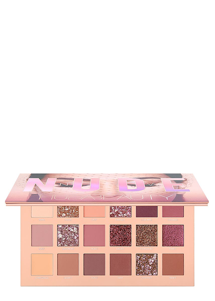 ae20f4426e2 The New Nude Eyeshadow Palette. New In. HUDA BEAUTY