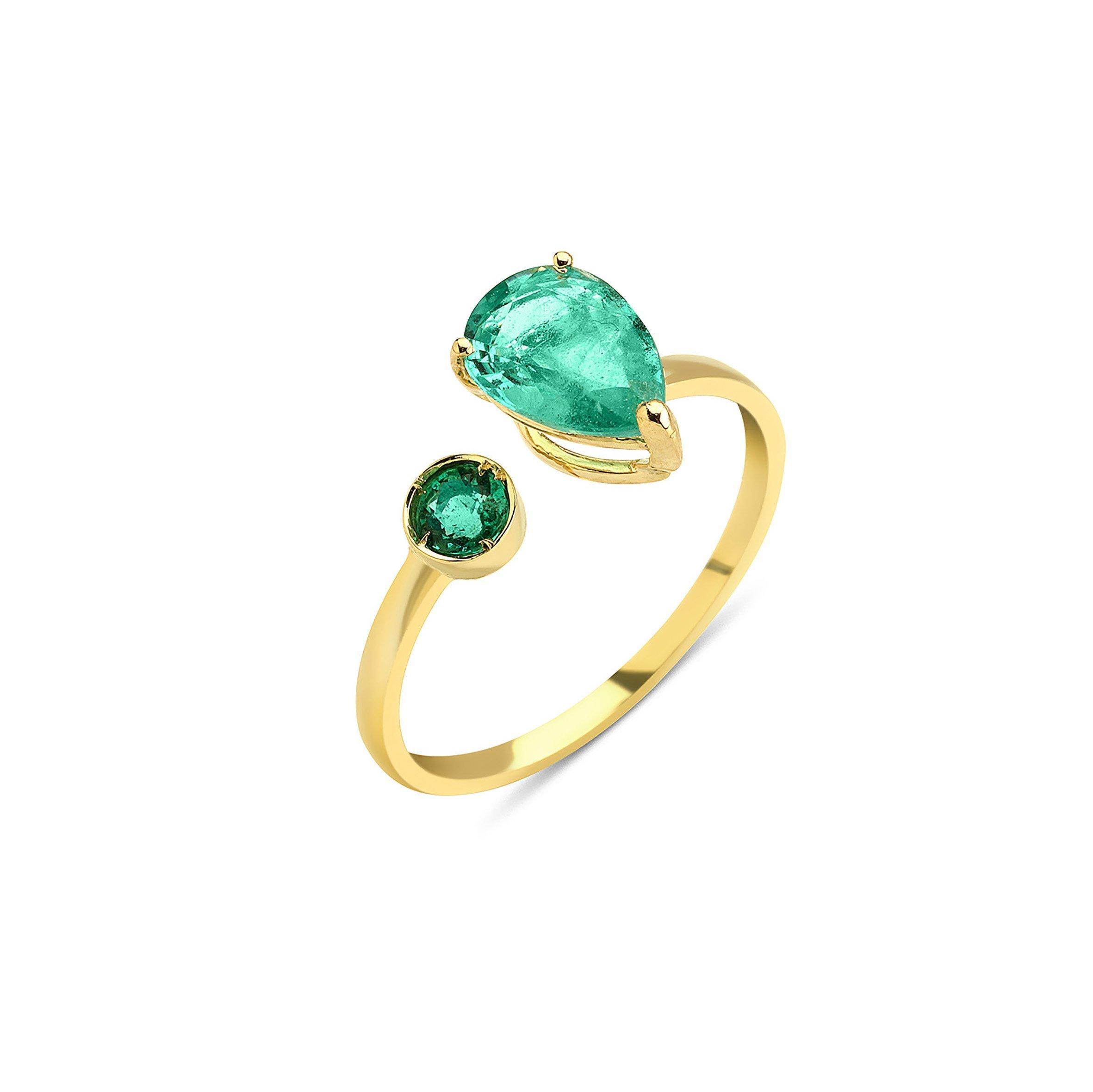 GFG JEWELLERY   GFG Jewellery Project 2020 - Open Ring   Goxip