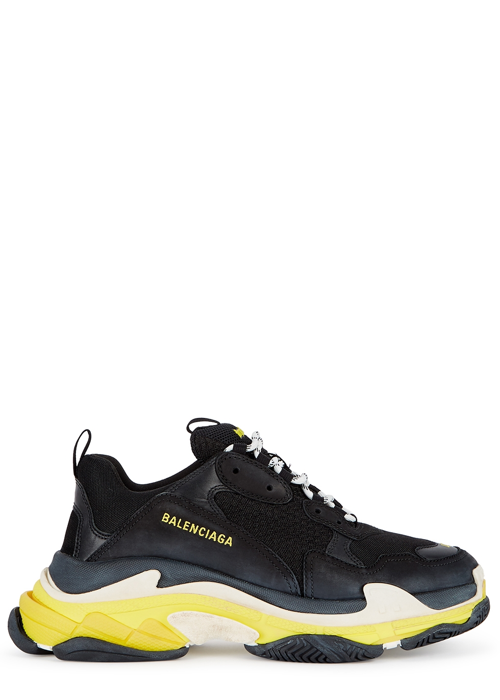 Balenciaga Triple S Made in China Difference Mount Mercy