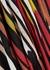 Striped fine-knit maxi dress - M Missoni