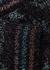 Metallic-knit tweed shorts - M Missoni