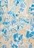 Indra floral-print silk midi dress - RIXO