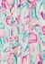 Kim floral-print blouse - RIXO