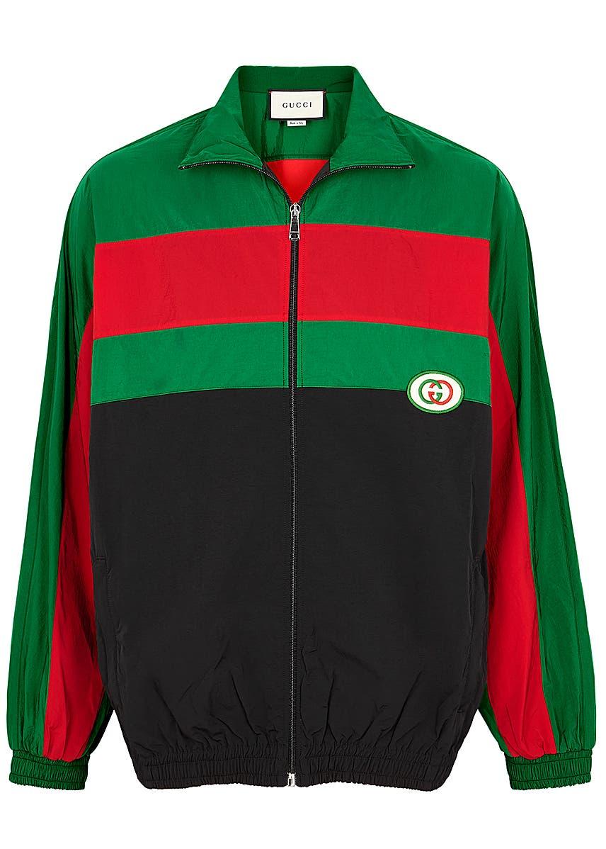 7520543e15 Panelled shell jacket ...