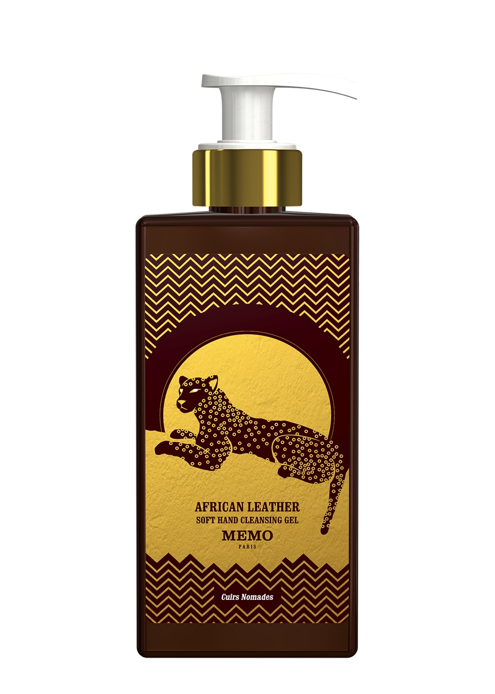 African Leather Soft Hand Cleansing Gel 250ml