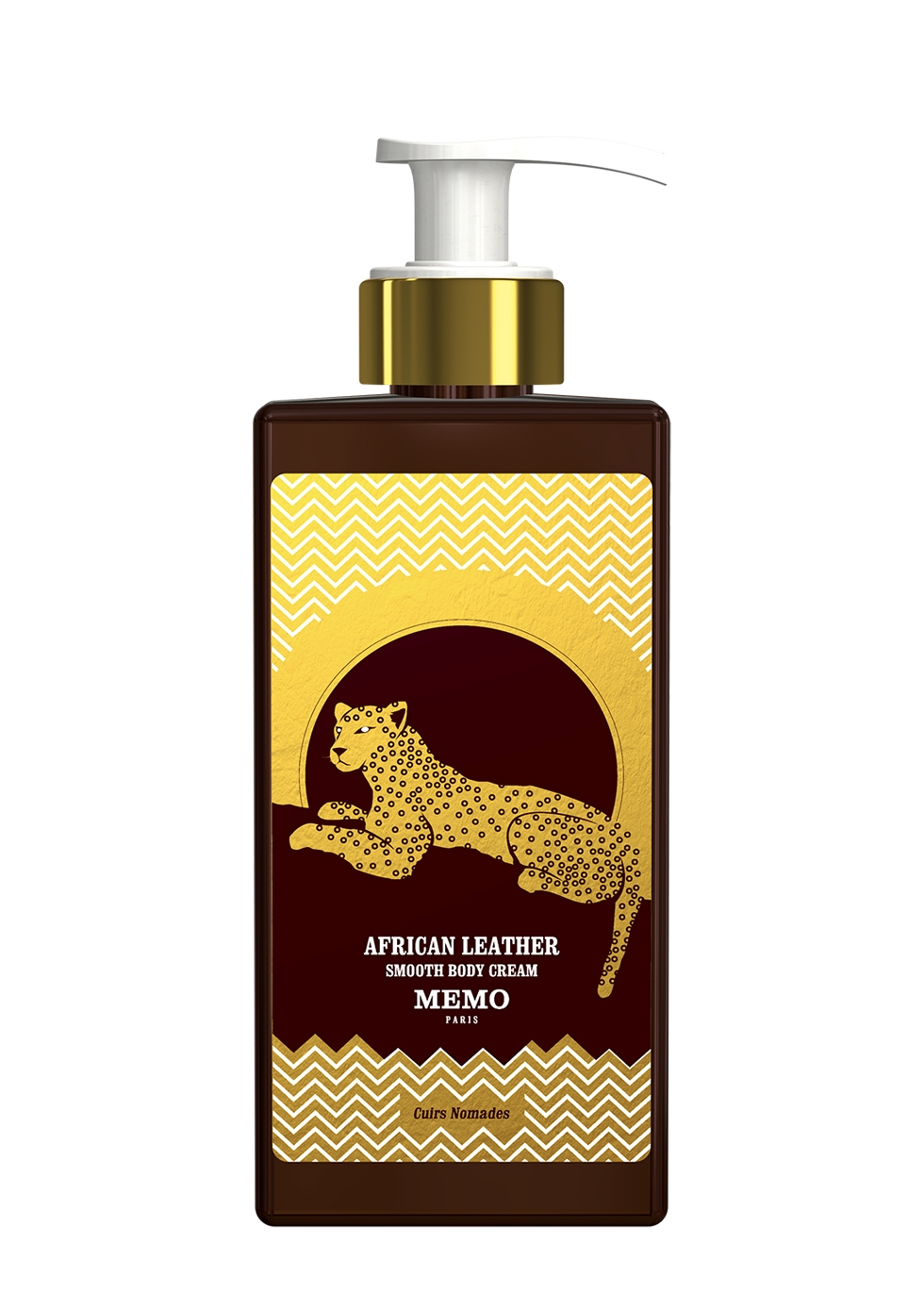 African Leather Smooth Body Cream 250ml
