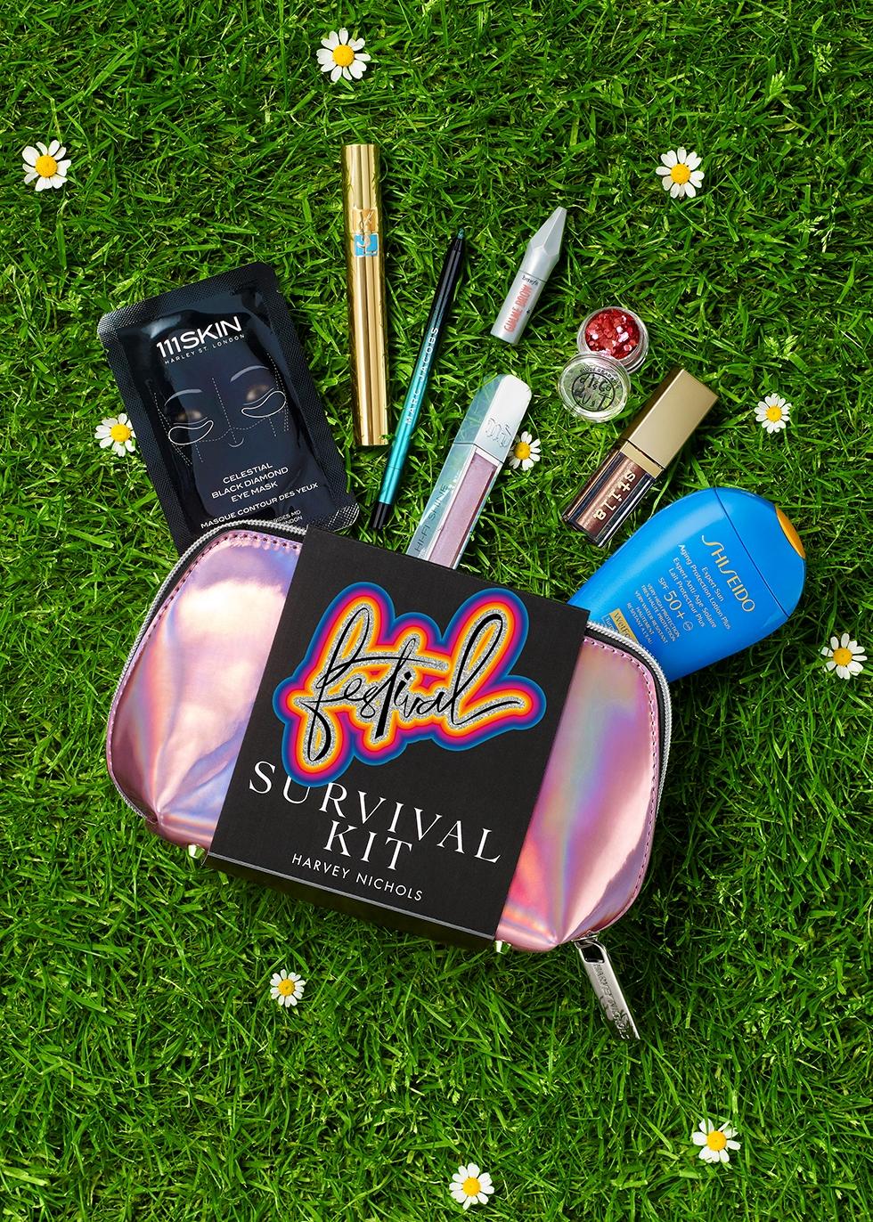Festival Survival Kit - Harvey Nichols