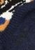 Tiger-intarsia jumper - Kenzo
