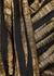 Striped silk-blend mini dress - Saint Laurent