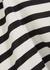 Striped cotton sweatshirt - Saint Laurent