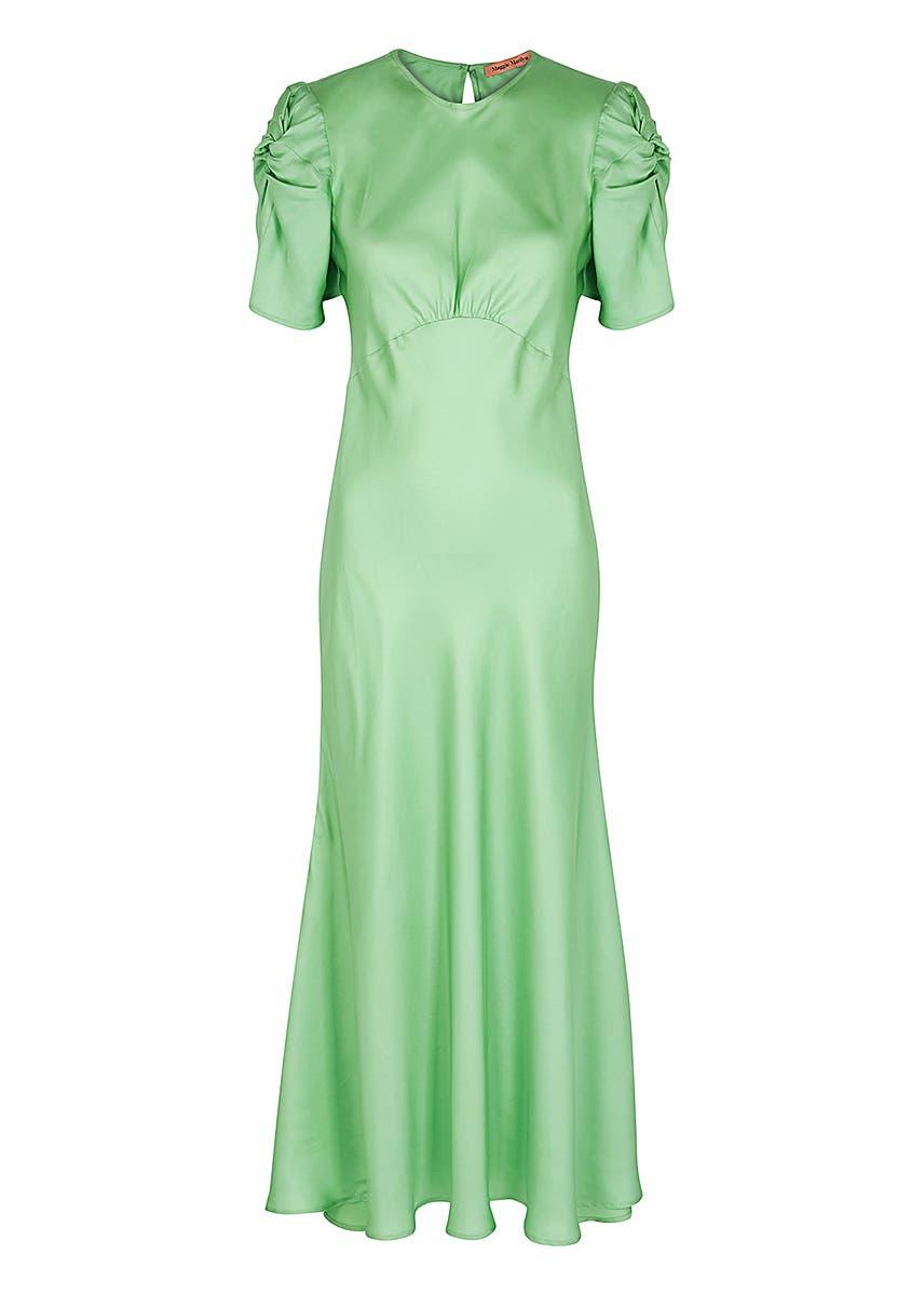 59329700 Designer Midi Dresses - Mid Length Dresses - Harvey Nichols