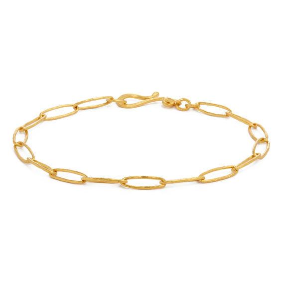 ANNOUSHKA   Annoushka Organza Charm Bracelet   Goxip