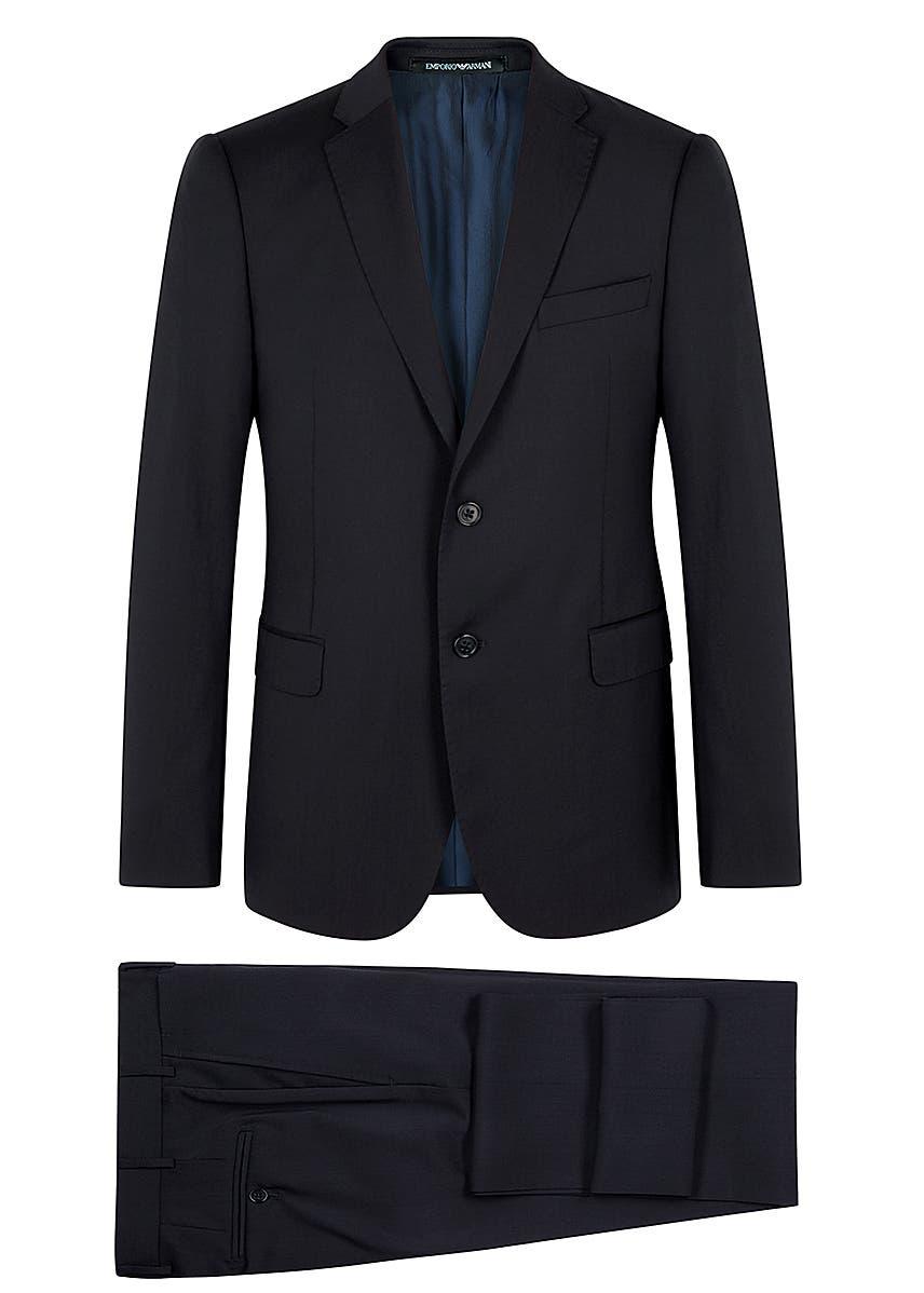 79e53d9a18e6 Men's Tailored Designer Suits - Harvey Nichols