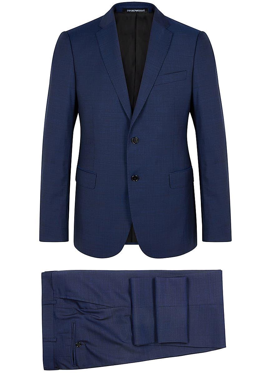 be6c72f73a Men's Tailored Designer Suits - Harvey Nichols