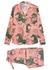 Caballo printed cotton pyjama set - DESMOND & DEMPSEY