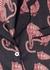 Sansindo printed cotton pyjama set - Desmond & Dempsey