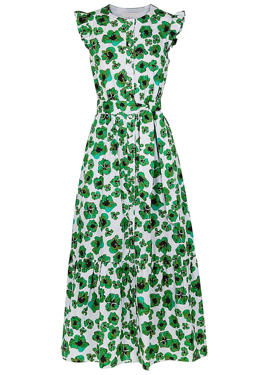 a5a265218d33 Designer Printed Dresses - Floral Dresses - Harvey Nichols