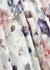 Lindie floral-print silk midi skirt - Erdem