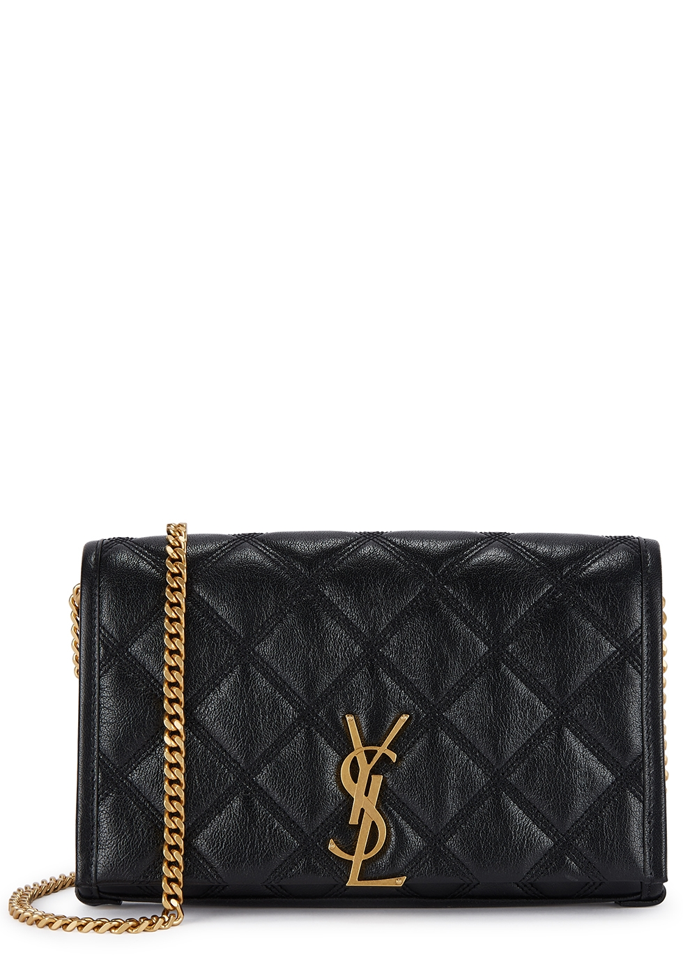 14a2f0b4 Becky black leather shoulder bag