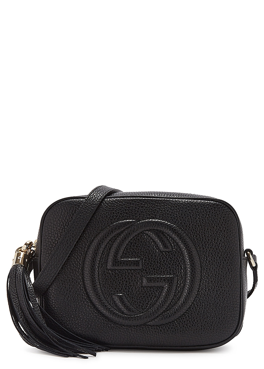 8869d158727e Soho small leather cross-body bag ...