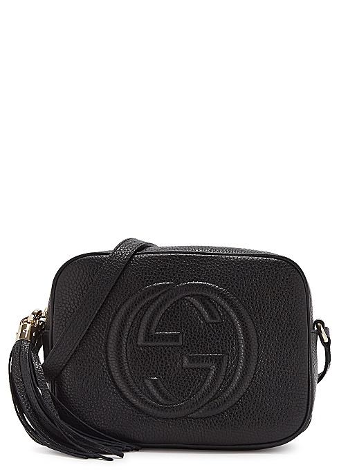 c24147781 Gucci Soho small leather cross-body bag - Harvey Nichols