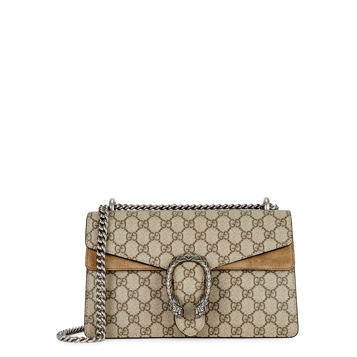 53328d078f63 Gucci Dionysus GG Supreme shoulder bag - Harvey Nichols