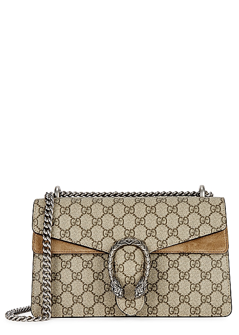 2363d67b0e54 Gucci Dionysus GG Supreme shoulder bag - Harvey Nichols