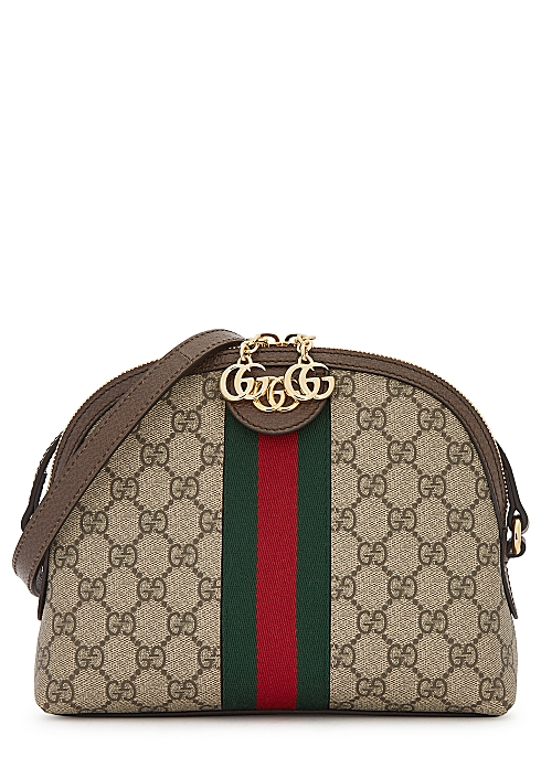 ba040d9b5 Gucci Ophidia GG Supreme shoulder bag - Harvey Nichols
