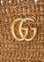 GG Marmont large macramé tote - Gucci