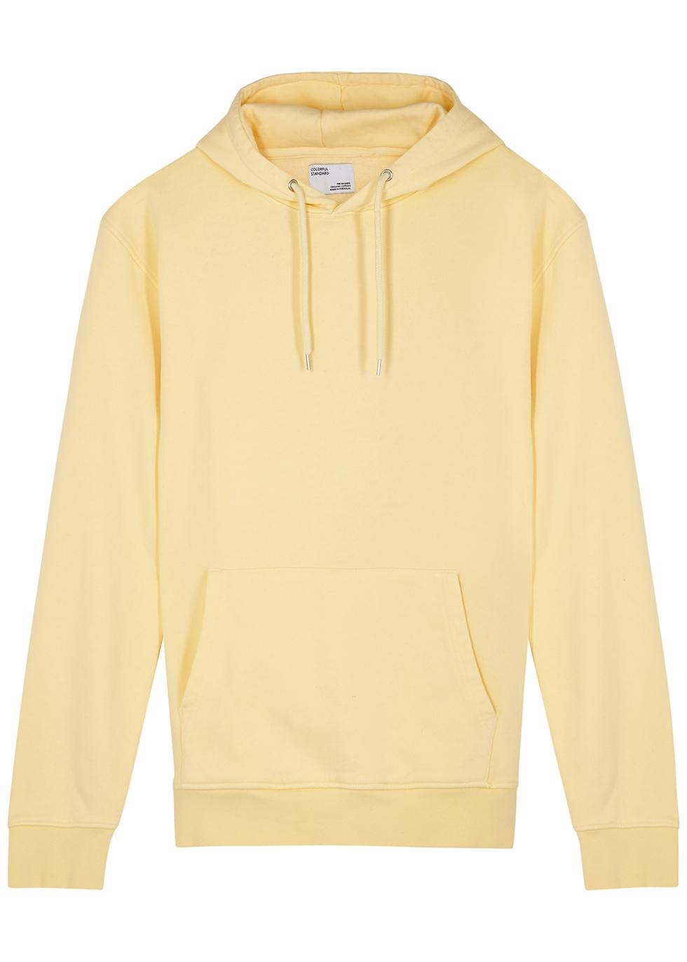 Classic organic cotton-jersey sweatshirt