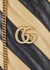 GG Marmont mini leather bucket bag - Gucci