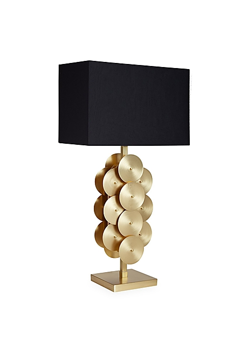 Jonathan Adler Puzzle Circles Table, Jonathan Adler Table Lamp