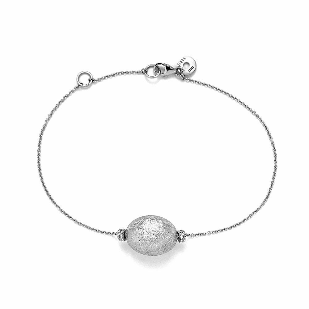 MOZAFARIAN | Mozafarian White Gold And Diamond Bracelet | Goxip