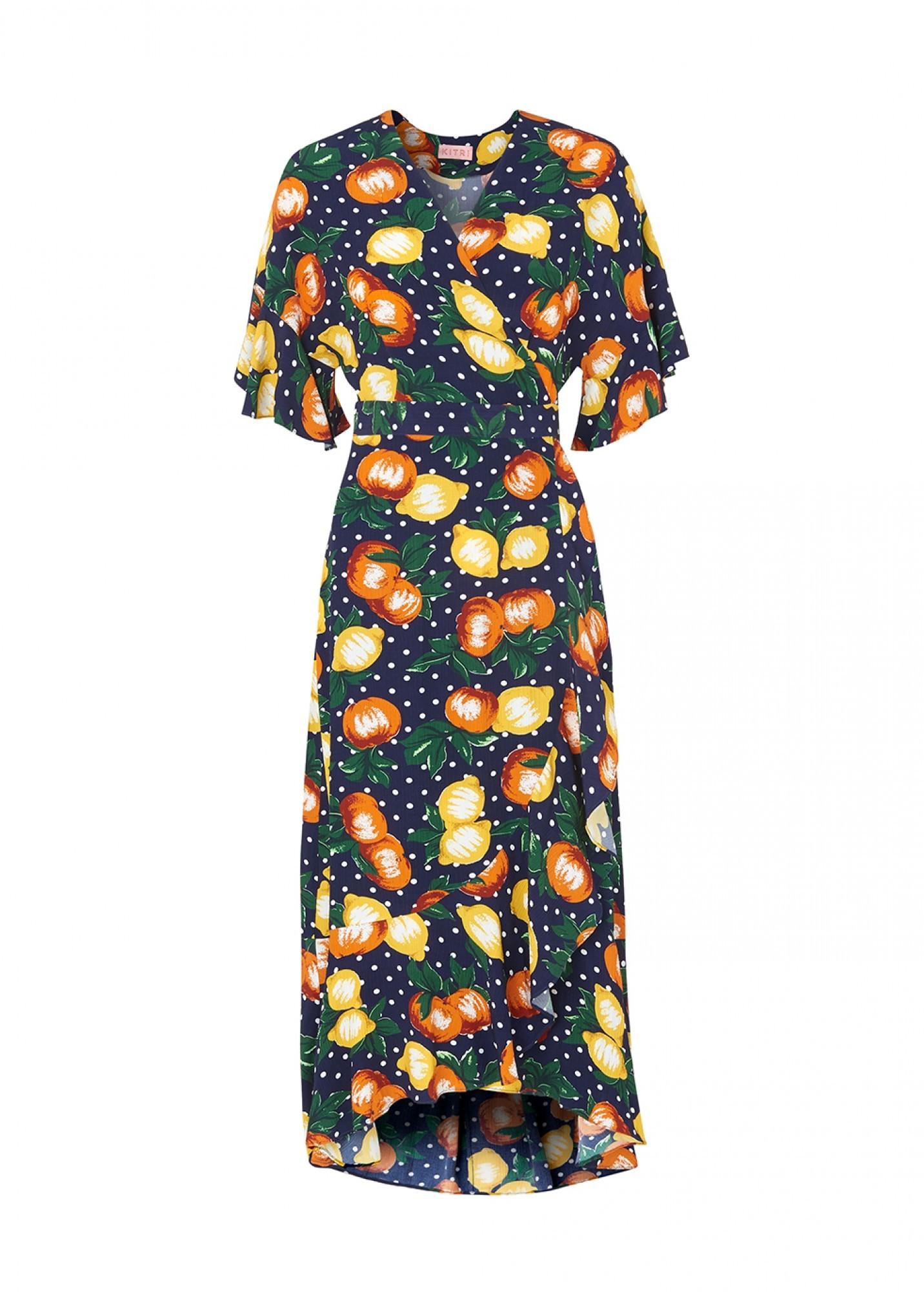 Harvey Floral Printed Dresses Nichols Designer rQxthBdCs