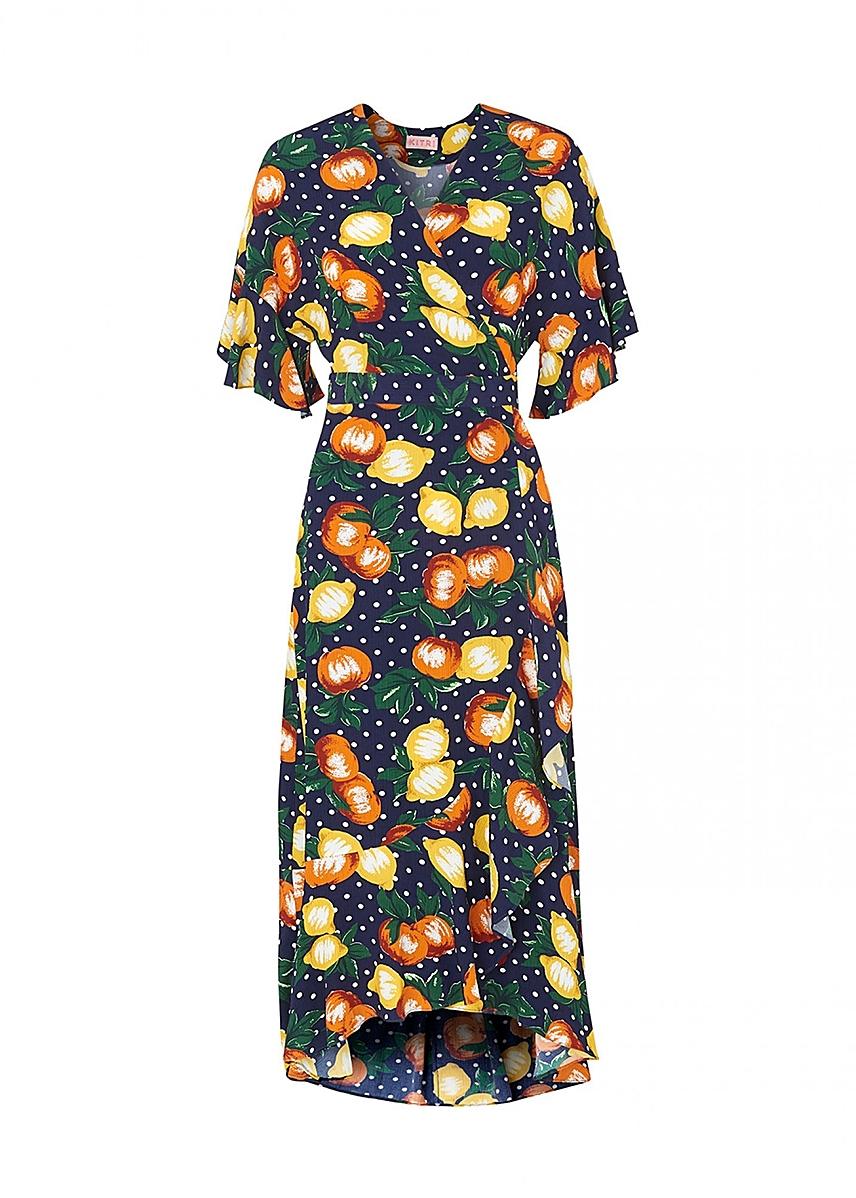 2f55d3e98311 Designer Printed Dresses - Floral Dresses - Harvey Nichols