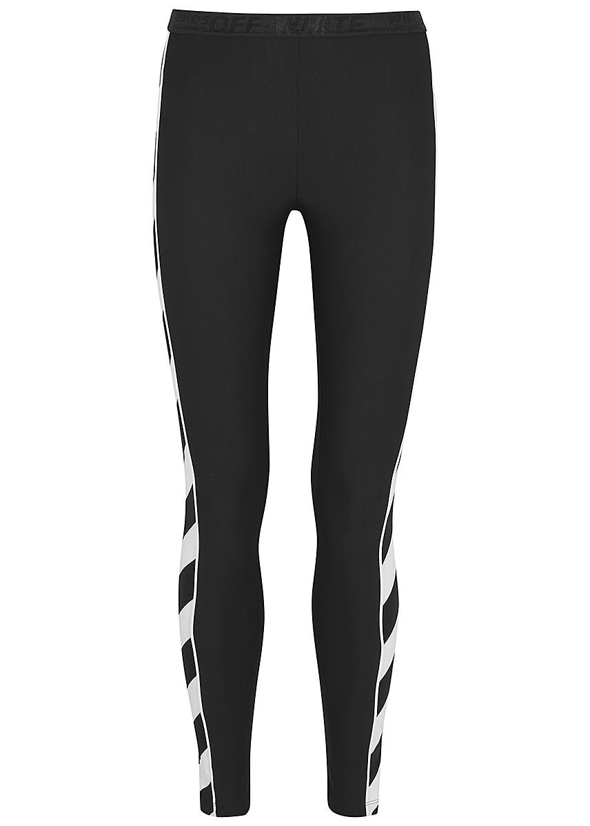 3991c9b7472fb Diag monochrome stretch-jersey leggings ...