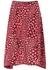 Hettie leopard-print silk skirt - Cefinn