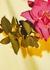 Contisy yellow floral-print cotton top - Dries Van Noten