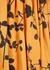 Simiana floral-print matte satin midi skirt - Dries Van Noten