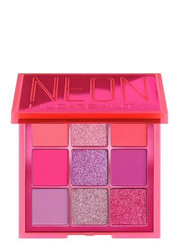 HUDA BEAUTY Neon Pink Obsessions Pressed Pigment Palette