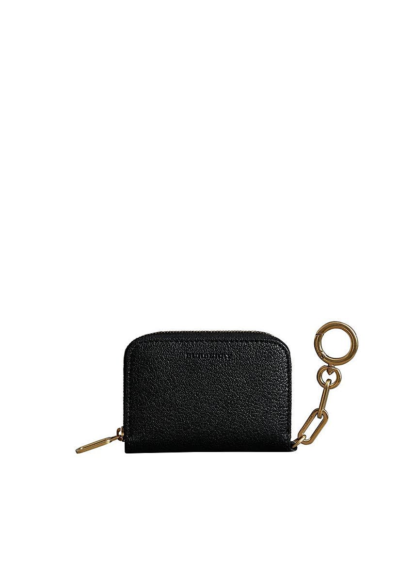 c167a386940 Link detail leather ziparound wallet Link detail leather ziparound wallet.  Burberry