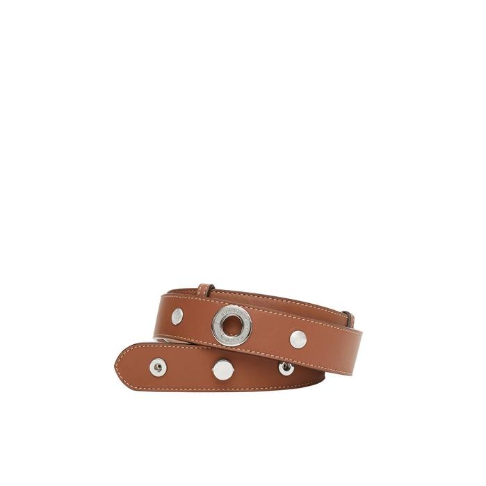 Burberry Triple Stud Leather Belt
