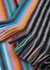 Striped wool scarf - Paul Smith
