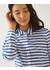 Striped sheer shirt - Jigsaw