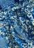 Lea floral-print cotton midi dress - RHODE RESORT